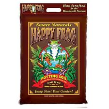 FOX FARM HAPPY FROG POTTING SOIL .5 CU FT BAG (12 QT)