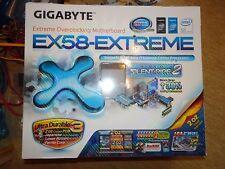 GIGABYTE GA-EX58-EXTREME, LGA 1366 + Intel i7 950 + 12 GB Ram