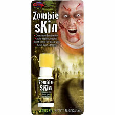 Zombie Skin Makeup Special FX Kit 1.0 Oz (28.3ml) Halloween Costume