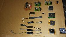 6TT37 ASSORTED RECTIFIERS: (10) FULL WAVE BRIDGE, (6) DIODES FROM MICROWAVES