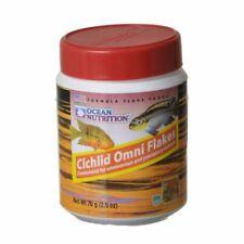 LM Ocean Nutrition Cichlid Omni Flakes 2.5 oz