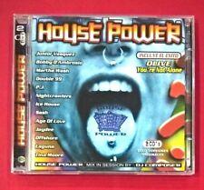 House Power - 2 CDs - USADO - MUY BUEN ESTADO