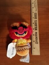 """Hallmark Itty Bittys  Disney Muppets """"Animal""""  NEW with Tags"""