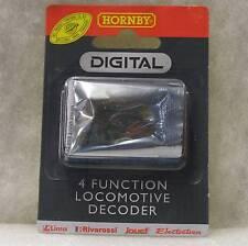 HORNBY R8249 DCC DIGITAL 4 FUNCTION LOCOMOTIVE DECODER POST FREE