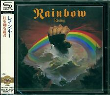 DIO RAINBOW RISING 2012 JAPAN SHM RMST CD - Ritchie Blackmore - GIFT PERFECT!