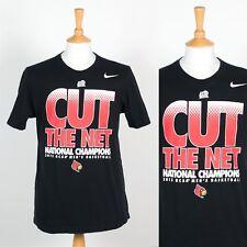 Nike Louisville Cardinals BASKET NCAA 2013 Champions T-shirt USA College M