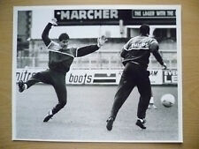 PRESS PHOTO- PLAYER in ACTION, HOLLAND FC (apx. 25.5x20.5 cm)