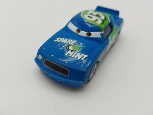 Disney Pixar Cars Auto Metall 1:55 Rennwagen Spare Mint 93 b