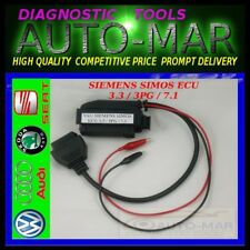 SIMOS 3.3 ECU REMAPPING FOR GALLETTO KWP2000+ SMPS BDM100 MPPS ECU TUNING AUDI