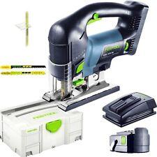 Festool caladora de Péndulo con Batería Psbc 420 Li 5 2 Eb-plus Carvex