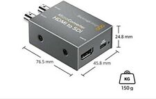 Blackmagic Design Mini Converter HDMI to SDI New