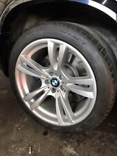 "20"" BMW X5M OEM Wheels & Tires Genuine Style 299 X5 X6 E70 E71 With DW06 Tires."