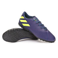 Adidas Nemeziz Messi Astro Turf Trainers Junior Boys Adidas Football Trainers