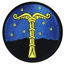 Aufnäher - Irminsul Heidentum Patch Germanen Wikinger Vikings Odin