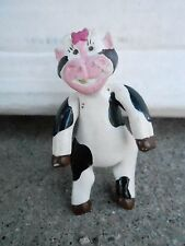 VINTAGE advertising NOS PVC FIGURE #162 - COW