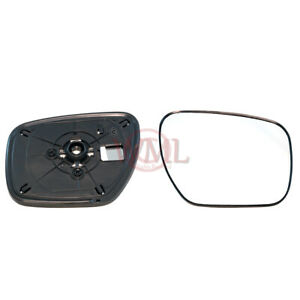 MAZDA CX-7 2007->2013 DOOR / WING MIRROR GLASS,HEATED WITH BASE PLATE,RIGHT SIDE