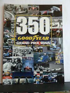 350 GOOD YEAR GRAND PRIX WINS 1965-1997 MAGAZINE SUPPLEMENT 1997 Formula 1