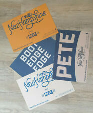 More details for pete buttigieg presidential campaign posters x 4   pete for president 2020