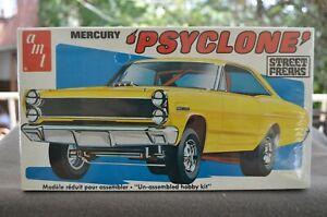 "AMT Mercury ""Psyclone"" Funny Car - 1/25 - #T-161 - Original Issue - Sealed!"
