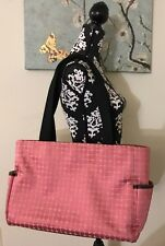 Kate Spade Large Pink Dot Noel TOTE Bag Diaper Bag