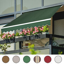 Outsunny 10'x8' Awning Door Canopy Back Outdoor Sun Rain Shade Shelter Cover