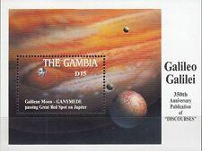 Gambia Nr. Block 58** Jupiterfleck