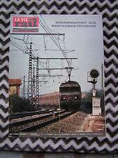 vie du rail 1974 1441 LEUGLAY RECEY SUR OURCE CHÂTILLON SUR SEINE ZOO LA FLECHE