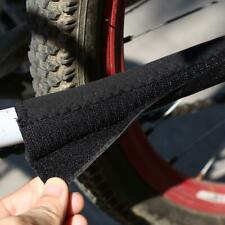 4x Gummiring Ring Fahrradrahmen Kettenstrebenschutz Kettenschutz Bash Guards Neu