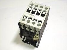 AEG LS 4K 01 E NR910 304 25 A COIL 230 V AC 4 KW CONTACTOR