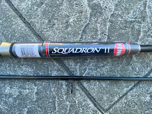 PENN SQUADRON II Spinning Fishing Rod 8 foot length #SQDSFIII1220S80 ~NEW~