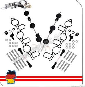Saugrohrklappe Reparatursatz Für VW Touareg 7LA, 7L6, 7L7 Audi A4-A8 059129711DC