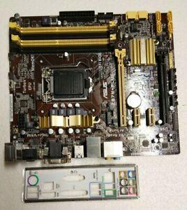 AU SELLER ASUS mATX LGA1155 Z87M-PLUS USB3.0 HDMI Motherboard