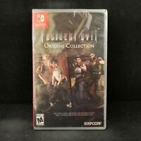 Resident Evil Origins Collection (Nintendo Switch) BRAND NEW / Region Free