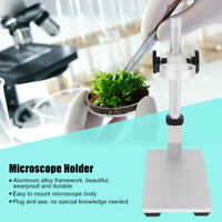 Aluminum Alloy Focus Portable Adjustable Stand Holder Digital USB Microscope