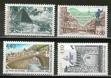 TIMBRES 2954-2957 NEUF XX LUXE - SERIE TOURISTIQUE ANNEE 1995