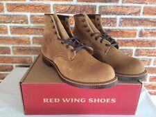 Red Wing Shoes Herren Stiefel Blacksmith 2958 Schuhe Leder Boots USA Gr.44 NEU