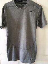 Nike Pro Combat Dri Fit compression T Shirt Gym Sports Size L