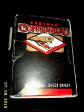 Crossman shot steel round BB's 4.5 mm half to 3/4's full in milk carton box