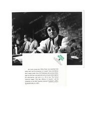 CLIFF ROBERTSON Terrific ORIGINAL TV Photo MAN WITHOUT A COUNTRY