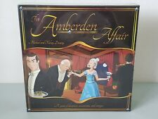 The Amberden Affair Board Game by Two Penny Games New & Sealed