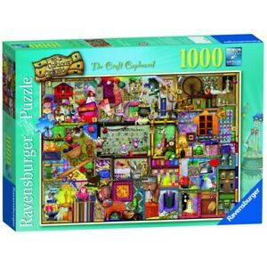 Ravensburger The Craft Cupboard Puzzle 1000pc