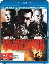 The Mercenary: Absolution (Blu-ray/DVD)  - BLU-RAY - NEW Region B
