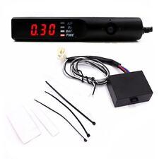 Universal Auto Turbo Timer Digital Turbo Pen Control 12V Time Delayer Red LED