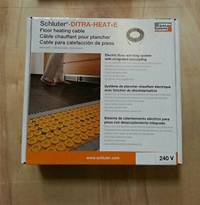 Clearance-Ditra Heat Cable- DHEHK240129 - SCHLUTER (240 V)(damaged box)