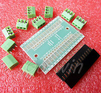 1pcs Nano Terminal Adapter for the Arduino Nano V3.0 AVR ATMEGA328P-AU DIY