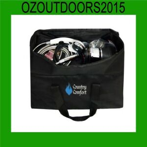 Country Comfort Portable LPG Gas Hot Water Protective Carry Bag