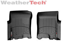 WeatherTech Floor Mats FloorLiner - Ford F-150 SuperCrew - 2000-2003 - Black