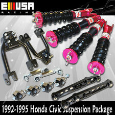 Honda Civic 92-95 ADJ Coilover Suspension lower kits Camber Kits COMBO