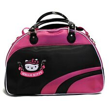 New Hello Kitty Diva Boston Bag - Black/Pink   Special Bargain Sale!