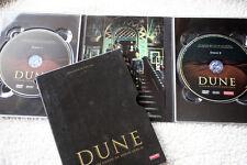 DUNE: EDICIÓN ESPECIAL (Film Culto DAVID LYNCH). 2 DVDs COMO NUEVOS!